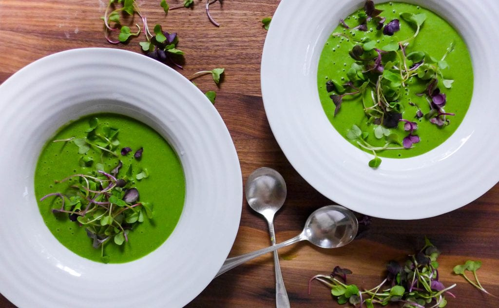 Watercress Soup, vegetable soups