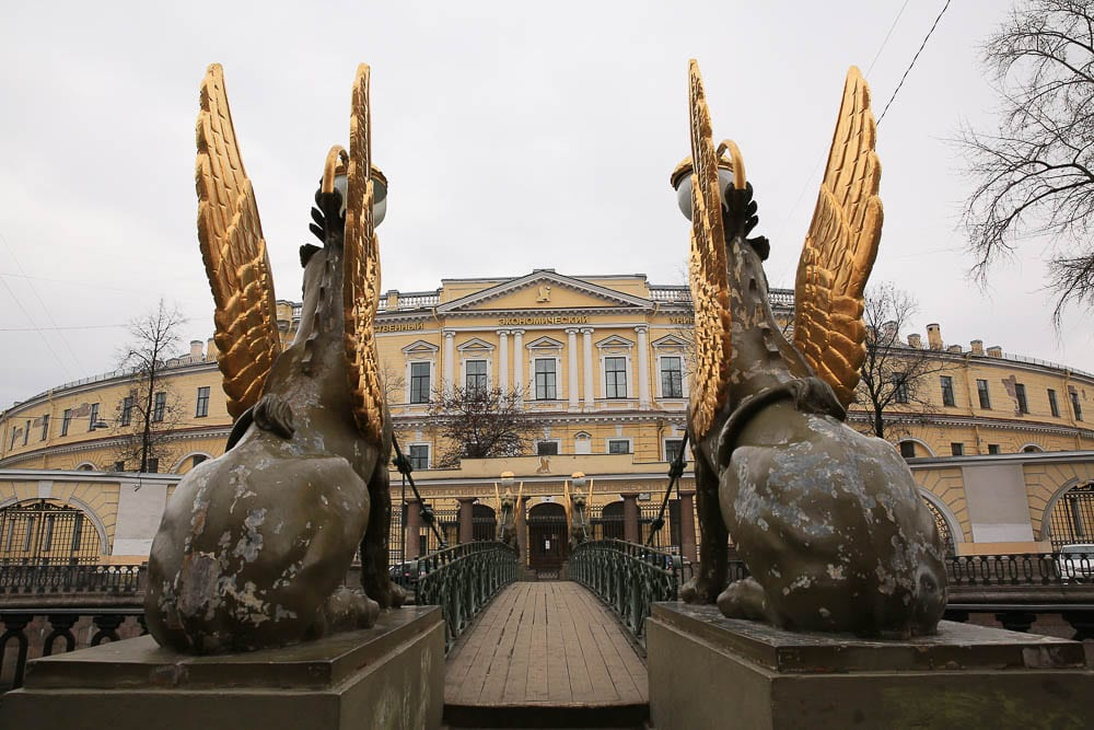 Glorious St. Petersburg – The Imperial Capital of Russia's Tsars