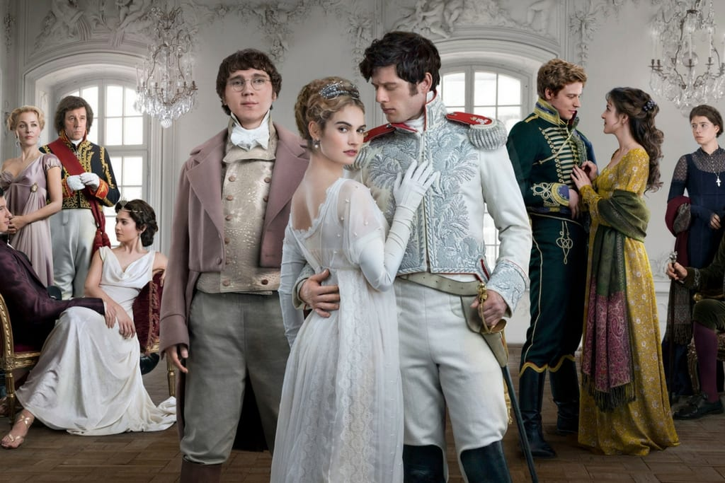 Everything You Need to Know to get Addicted to War and Peace