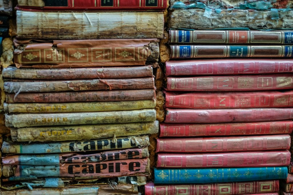 Reading Up on Italy: 7 Great Books on Florence, Venice and Rome