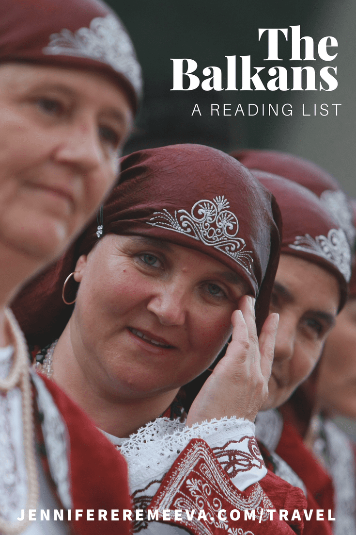 A Reading List for the Balkans