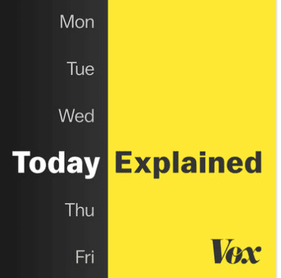 5 Great Daily News Podcasts under 30 minutes Today, Expained from Vox