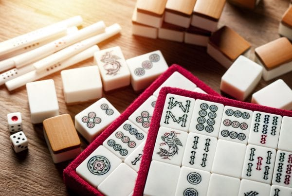 Travel Blogger Jennifer Eremeeva on playing Mahjong in China