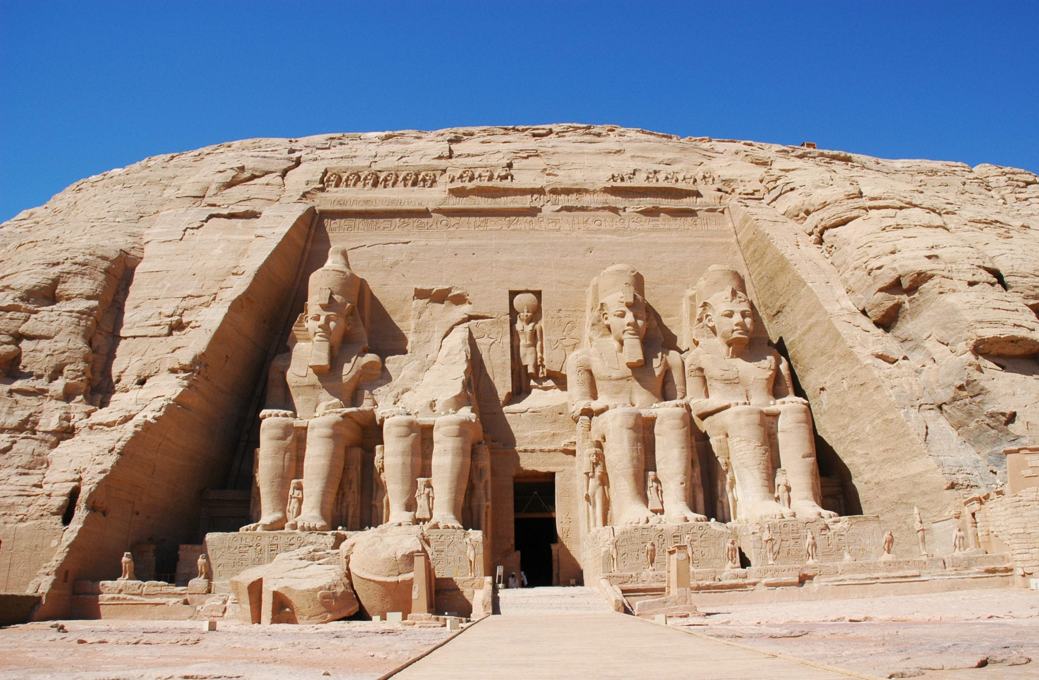 Abu Simbel: Vision and Ingenuity Across the Millennia