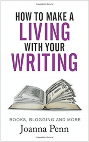 Joanna Penn on how to make a living with your writing